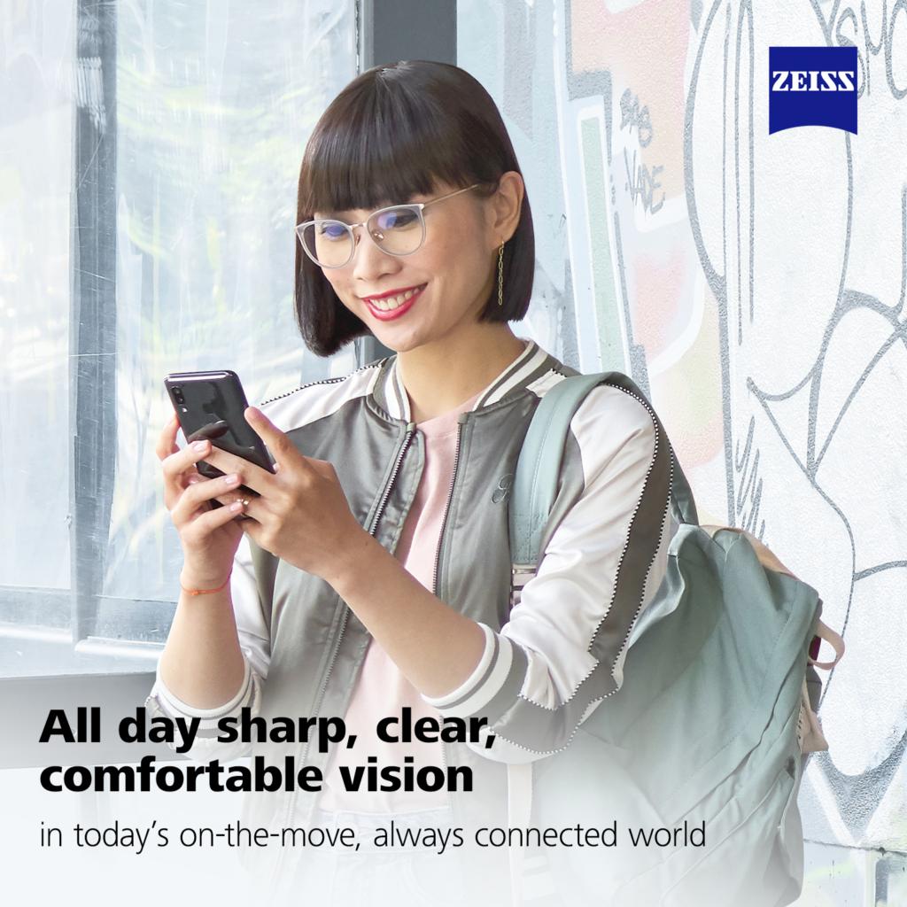 SmartLife brillenglazen van ZEISS